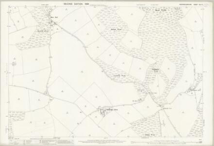 Buckinghamshire XLVI.11 (includes: Great Marlow; Hambleden; Medmenham) - 25 Inch Map