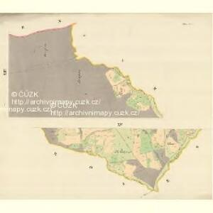 Pittin - m2296-1-011 - Kaiserpflichtexemplar der Landkarten des stabilen Katasters