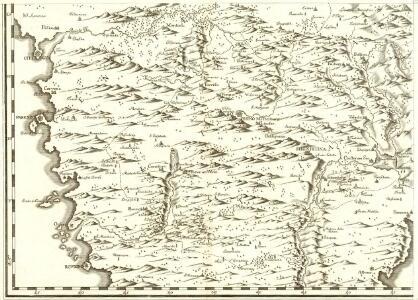 Ducatus Carnioliae Tabula Chorographica Iusu Sumptuque inclytorum Provinciae Statuum.