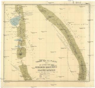 Podrobná mapa cest D.ra Holuba (čís. 1.) po střední části země východních Bamankvatův a západních Matabelův