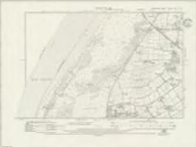 Lancashire LXXXII.SW & SE - OS Six-Inch Map