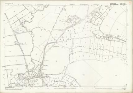 Oxfordshire XXXV.15 (includes: Haddenham; Long Crendon; Thame) - 25 Inch Map