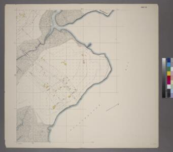 Sheet 39: Grid #32000E - 36000E, #3000S - 5000S. [Includes East Chester, Weir Creek, New Pennyfield Road, Greene Avenue, Morgan Avenue, Pennyfield Road, Chester Bay [Edgewater Park], Washington Place and Stevens Place.]
