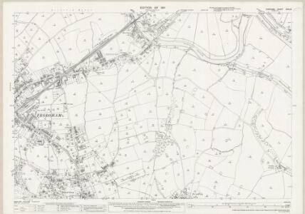 Cheshire XXIV.16 (includes: Frodsham; Sutton) - 25 Inch Map
