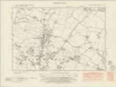 Hertfordshire XXII.SE - OS Six-Inch Map