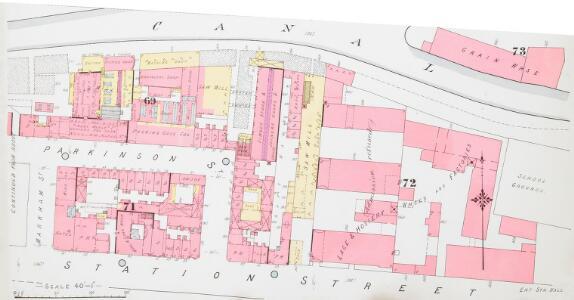 Insurance Plan of Nottingham Vol. I: sheet 10-2