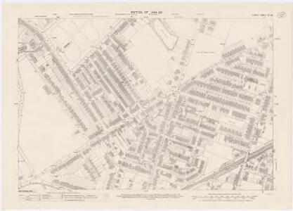 London XV.85 - OS London Town Plan