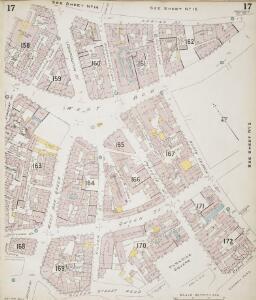 Insurance Plan of Sheffield (1896): sheet 17