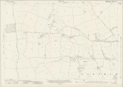 Essex (New Series 1913-) n XXIII.13 (includes: Farnham; Manuden) - 25 Inch Map
