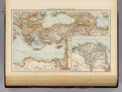 Mediterranean Sea E.