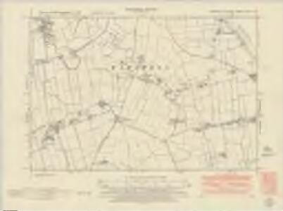 Yorkshire CCXLII.NE - OS Six-Inch Map