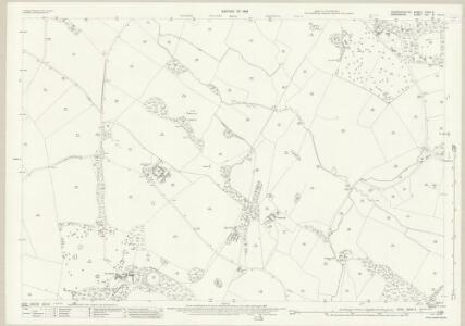 Staffordshire XXVIII.2 (includes: Tyrley) - 25 Inch Map