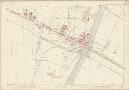 Norfolk XXXI.8 (includes: Central Wingland; Sutton Bridge) - 25 Inch Map
