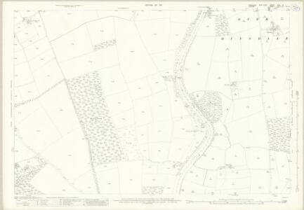 Yorkshire XXVI.8 (includes: Girsby; Low Dinsdale; Neasham; Over Dinsdale) - 25 Inch Map