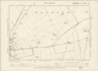 Hertfordshire V.NW - OS Six-Inch Map
