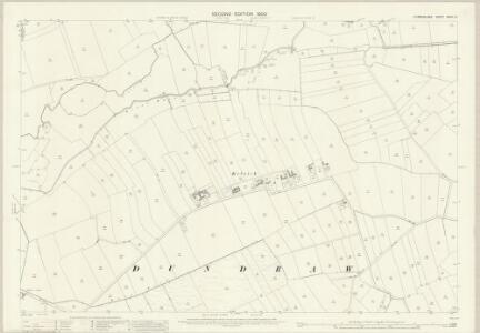 Cumberland XXVIII.3 (includes: Dundraw) - 25 Inch Map