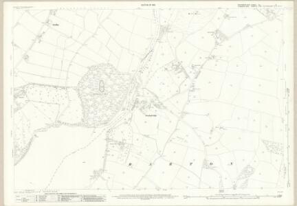 Westmorland VII.6 (includes: Barton; Dacre) - 25 Inch Map