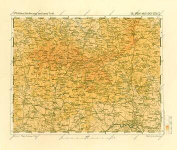 Podrobne Mapy Zemi Koruny Ceske V Meritku 1 75 000 A Mapa
