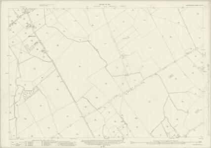 Oxfordshire XLI.16 (includes: Aston Rowant; Chinnor; Crowell; Sydenham) - 25 Inch Map