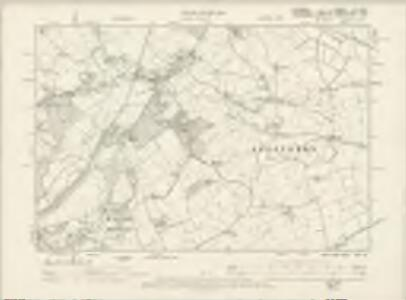Cheshire LIII.NW - OS Six-Inch Map
