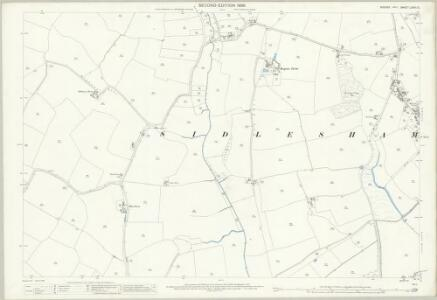 Sussex LXXIII.10 (includes: Sidlesham) - 25 Inch Map