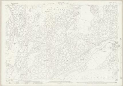 Lancashire VIII.14 (includes: Colton; Haverthwaite; Staveley; Windermere) - 25 Inch Map