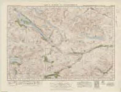 Loch Maree  & Achnasheen (26) - OS One-Inch map