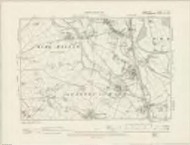 Derbyshire LI.NW - OS Six-Inch Map