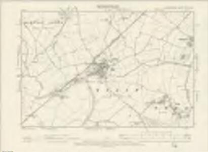 Oxfordshire XXVII.SE - OS Six-Inch Map