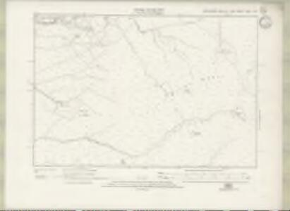 Argyll and Bute Sheet CCXX.NW - OS 6 Inch map
