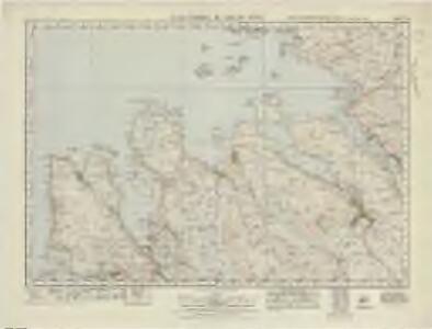 Ullapool  & Loch Ewe (19) - OS One-Inch map