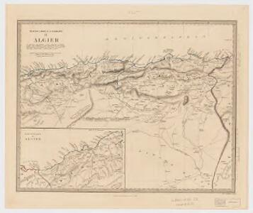 North Africa or Barbary : Algier