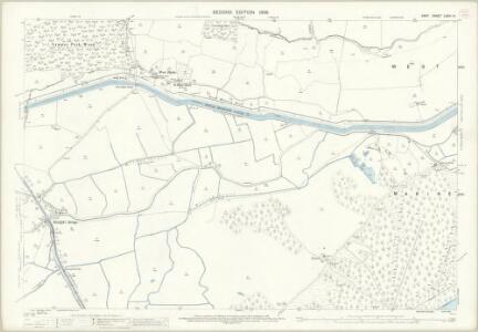Kent LXXIV.14 (includes: Hythe; Lympne; Saltwood) - 25 Inch Map