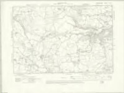 Denbighshire VI.NE - OS Six-Inch Map