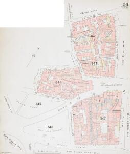 Insurance Plan of Bristol Vol II: sheet 34-2
