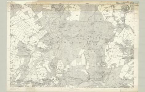 Surrey IV - OS Six-Inch Map