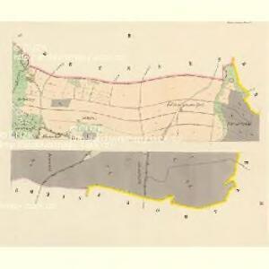Tschernhausen - c0907-1-002 - Kaiserpflichtexemplar der Landkarten des stabilen Katasters