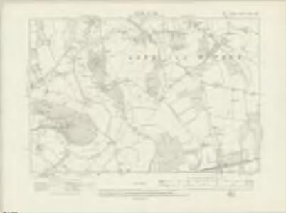 Surrey XXIV.NW - OS Six-Inch Map