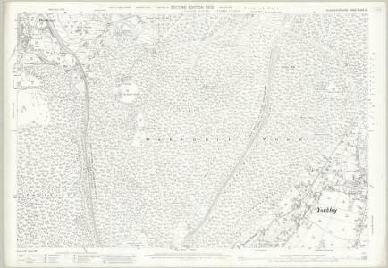 Gloucestershire XXXIX.10 (includes: West Dean) - 25 Inch Map