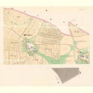 Midlowar - c4913-1-002 - Kaiserpflichtexemplar der Landkarten des stabilen Katasters
