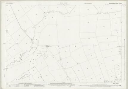 Buckinghamshire XXVIII.8 (includes: Aylesbury; Bierton with Broughton; Weedon) - 25 Inch Map