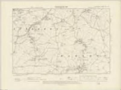 Devonshire CXV.SE - OS Six-Inch Map