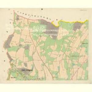 Schönlinde - c3522-1-002 - Kaiserpflichtexemplar der Landkarten des stabilen Katasters