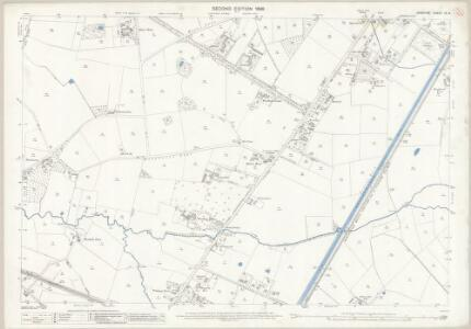 Cheshire IX.14 (includes: Altrincham; Carrington; Manchester; Sale) - 25 Inch Map