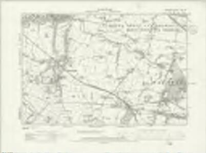 Cheshire XIX.SE - OS Six-Inch Map