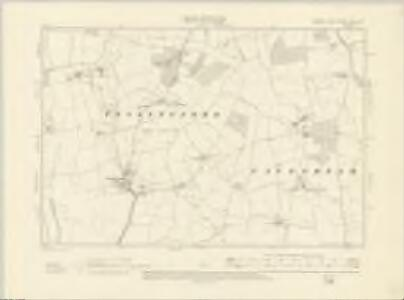 Suffolk LXII.SE - OS Six-Inch Map
