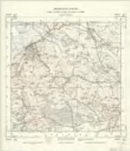 SJ57 - OS 1:25,000 Provisional Series Map