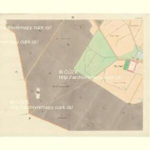 Pinke (Penkow) - m0051-1-008 - Kaiserpflichtexemplar der Landkarten des stabilen Katasters