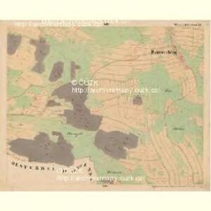 Reiterschlag - c5640-2-014 - Kaiserpflichtexemplar der Landkarten des stabilen Katasters