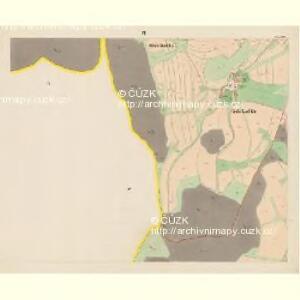 Trzitesch - c6467-2-006 - Kaiserpflichtexemplar der Landkarten des stabilen Katasters